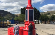 The Latest Corilla EM3000 Port-Hand Buoy for PD Teesport
